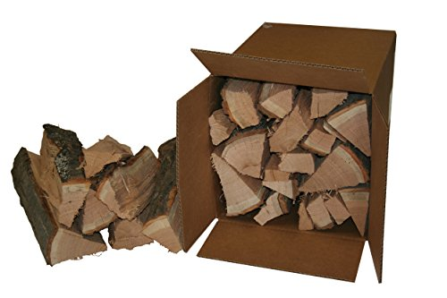 Wilson Enterprises Split Firewood- Birch, Maple, Oak, Apple, or Cherry. Natural Kiln Dried Firewood (Oak) ()