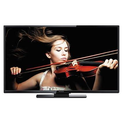Magnavox LED LCD SMART TV, 50 Inch, 1080p, Black