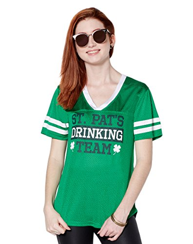 Spencer Gifts ST. Patrick's Day Shirt - Team Captain Jersey (Spencer Gifts)