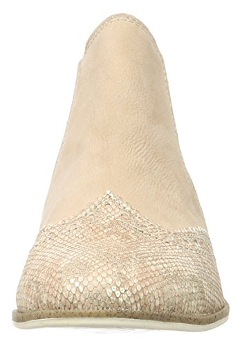 Marco Tozzi Premio Damen 25307 Chelsea Boots Pink (Rose Comb 596)