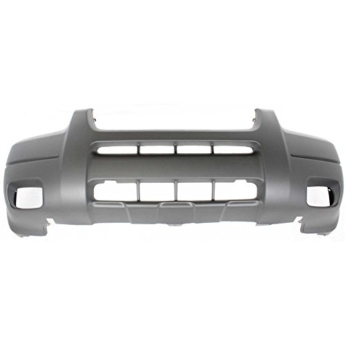 New Evan-Fischer EVA17872022559 Front BUMPER COVER Textured for 2001-2004 Ford (Ford Escape Front Bumper Cover)