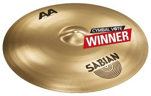 Aa Thin Crash Cymbal (Sabian 221BCB 21-Inch AA Bash Ride Cymbal)