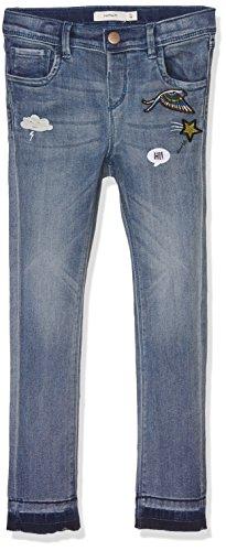 Medium IT Blue para Azul Denim Jeans Mini Xxsl F Dnm Nitanne NAME Niñas Pant RSf6f