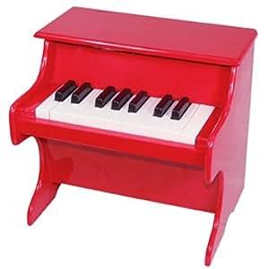 Barrutoys - Piano Pequeño Rojo