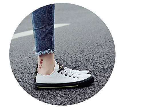 Autunno Ysfu Leggere Scarpe Outdoor Di Da Sportive Sneaker Sneakers Vulcanizzate Tela Casual Donna xaFfqZnxw