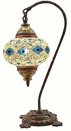 Lámpara de mesa, cuello de cisne, lámpara de techo, lámparas ...