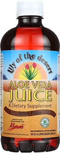 (StarSun Depot (NOT A CASE) Aloe Vera Juice Inner Fillet)