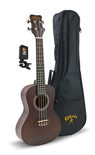 Kohala KPP-S Soprano Player's Pack with Ukulele Bag