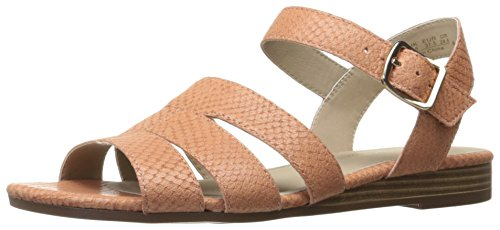 Naturalizer Women's Kaye Fisherman Sandal Sea Coral 6 N US