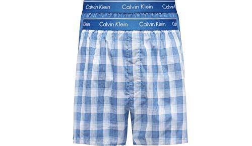 Blu Boxer Calvin Uomo Lgw Klein RaU6UF