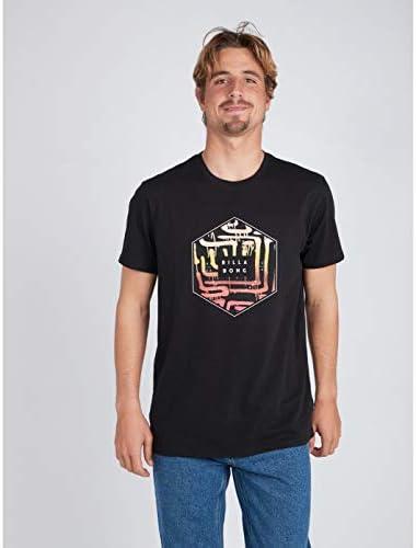 BILLABONG Access tee SS Camiseta, Hombre, Negro (Black 19), Medium (Tamaño del Fabricante:M): Amazon.es: Ropa y accesorios