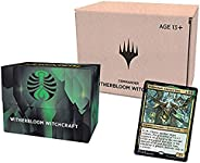 Magic The Gathering Strixhaven Commander Deck – Witherbloom Witchcraft (Black-Green)| Minimal Packaging Versio