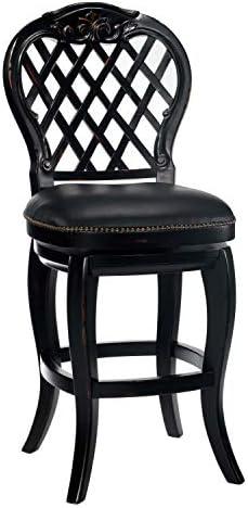 Hillsdale Furniture 61919 Braxton Wood Counter Stool