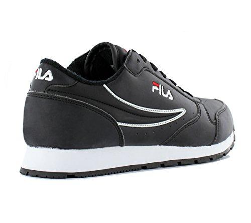 Chaussures Low Femmes Top Orbit WMN Femme Sneaker Fila Noir Baskets 5qYpp