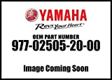 Yamaha 97702-50520-00 Screw, Tapping; 977025052000 Made by Yamaha