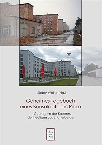 Book Geheimes Tagebuch eines Bausoldaten in Prora