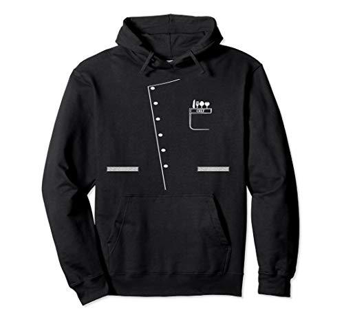 Chef T Shirt Funny Cooking Uniform Jacket