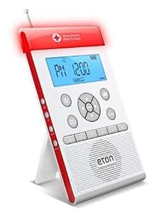 American Red Cross ZoneGuard Weather Radio - White (ARCZG100W)