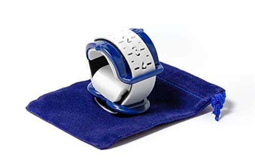 Pacey Cuff with New Turbo Pad, Male Incontinence Device (Includes Pouch Bag) (Medium) by PACEYCUFF