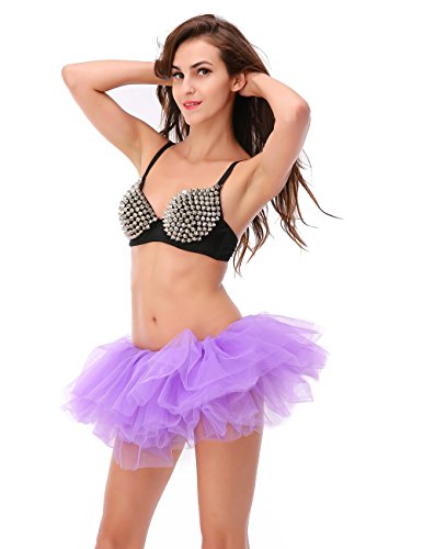 Dressystar Womens Ballet Fluffy Assorted product image