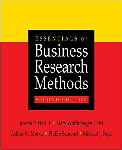 Download online Essentials of Business Research Methods PDF, azw (Kindle)