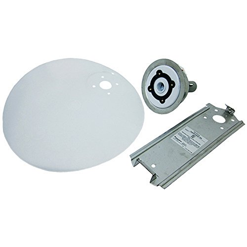 - Pentair 78887700 0.75 in. Hub Vinyl Liner Mounting Bracket Replacement AquaLumin III Pool and Spa Nicheless Light