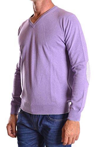 Altea Maglione Uomo MCBI016039O Cotone Viola