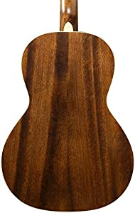 Ibanez AVN5OPN Artwood Vintage All Mahogany Parlor Acoustic Guitar, from Ibanez