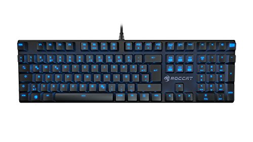 ROCCAT SUORA - Frameless Mechanical Gaming Keyboard