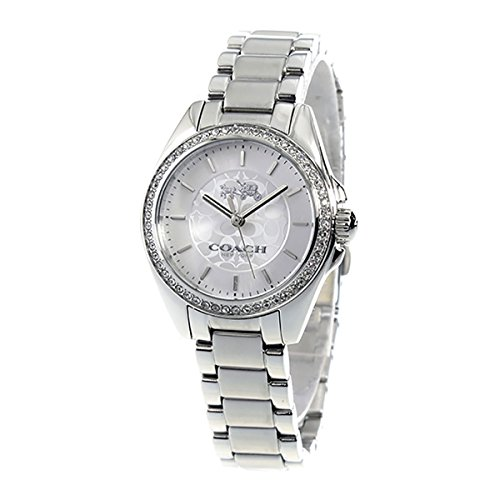 Mini Bracelet Watch (Coach Womens 14502464 Mini Tristen Signature Stainless Bracelet Glitz Watch)