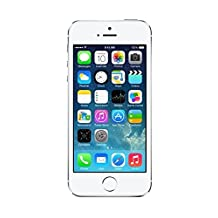 NEW 16GB APPLE IPHONE 5S SILVER ME433B/A FACTORY UNLOCKED LTE 4G BANDS 1/2/3/5/7/8/20 Model A1457 GSM (2G & 3G 850/900/1900/2100 & 4G LTE 800/850/900/1800/1900/2100/2600)
