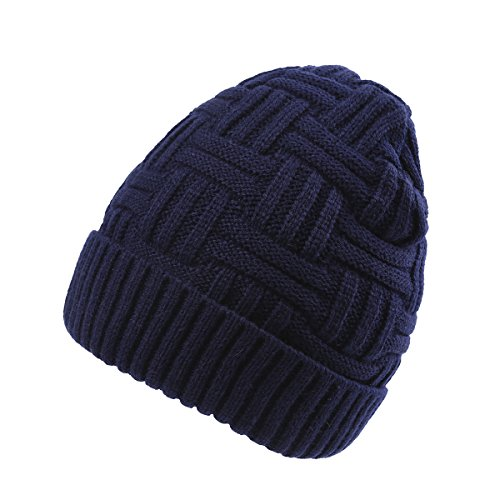 Ear Cover Knit Hat - 9