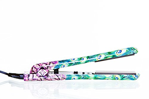 Special Edition PEACOCK Flat Iron by Beyond the Beauty