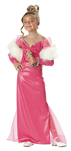 California Costumes Toys Hollywood Starlet, Medium -