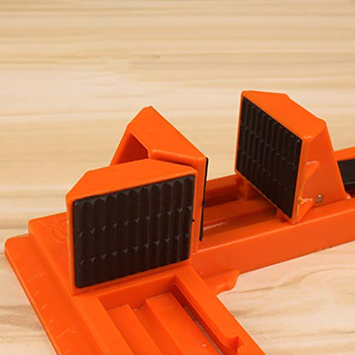 Fenleo 90 Degree Right Angle Corner Plastic Picture Frame Woodworking Clamp