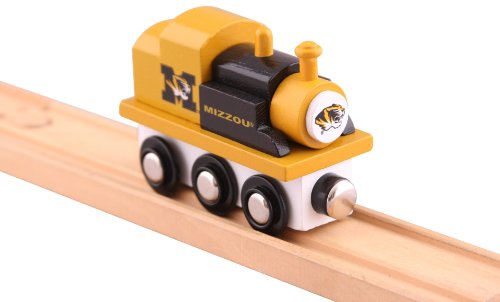 NCAA Missouri Tigers College Team Train - Set Train Missouri