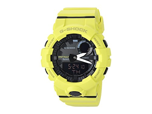 (G-Shock Men's GBA800-9A Yellow One Size)