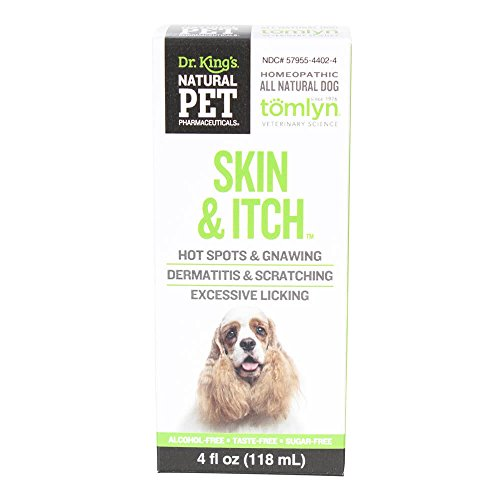 Natural Pet Pharmaceuticals Skin and Itch Dog Care 4 fl oz