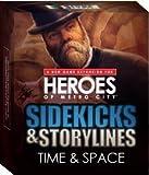 Heroes of Metro City: Time & Space Bonus Card Pack