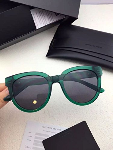 1f2f3b9069 New Gentle man or Women Monster eyeware V brand illusion sunglasses for Gentle  monster sunglasses. by day spring online shop