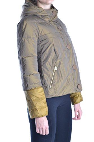 Geospirit Mujer MCBI134006O Gris/Oro Poliamida Plumífero