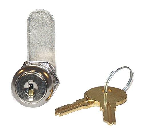 (Disc Tumbler Cam Lock with 1 1/8