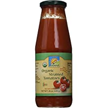 Bionaturae Tomatoes, Og, Strained, 24-Ounce (Pack of 6)