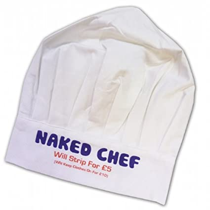 Amazon.com: Gorro de chef – Chef Naked: Industrial & Scientific