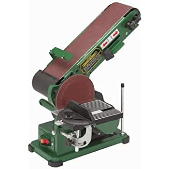 Wen 6502 4 X 36 Inch Belt And 6 Inch Disc Sander With Cast