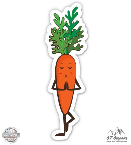 GT Graphics Carrot Yoga - 3