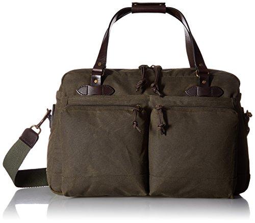 Filson Unisex 48-Hour Duffel Otter Green 1 Duffel (Duffle Bag Twill Rugged Filson)