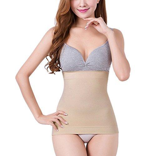 Amazon.com: eDealMax Color de la piel Spandex elástico de Cintura alta Underbust talladora del Cuerpo de Fajas Para la Mujer: Health & Personal Care