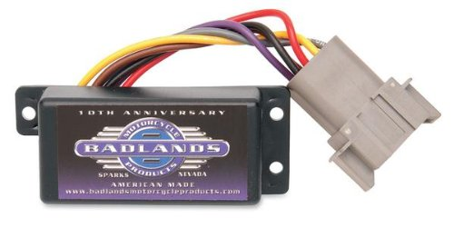 Automatic Turn Signal (Badlands Automatic Turn Signal Cancelling Deutsch Style Module for Harley David)