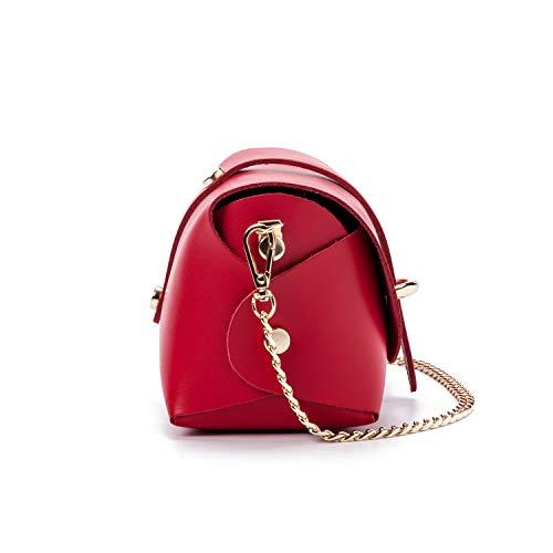 dorado Cartera mano Negro PRB1811 mujer de para Rojo PRB1000 Parubi Negro Dorado 5wqpxw8H